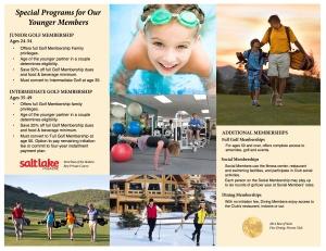 Brochure - family target